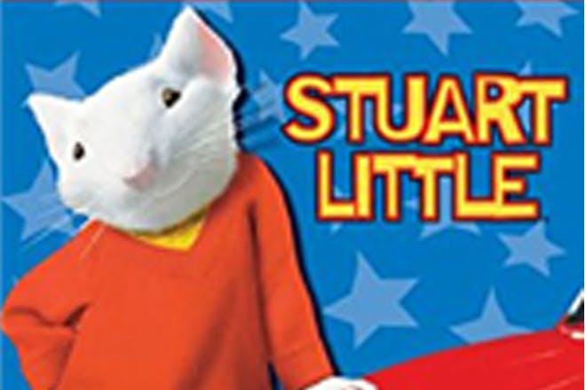 17. Stuart Little