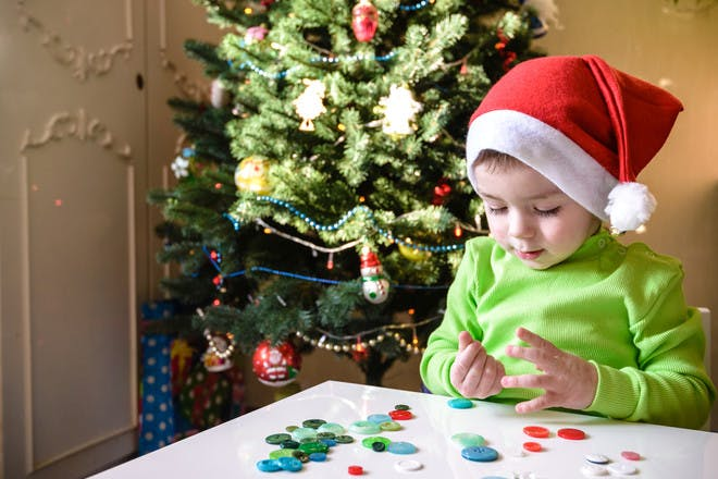 11 easy Christmas crafts for kids