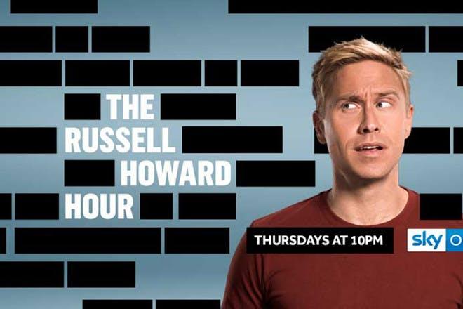 12. The Russell Howard Hour: Season 3