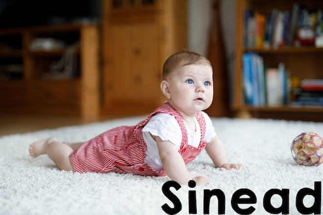 Sinead baby name