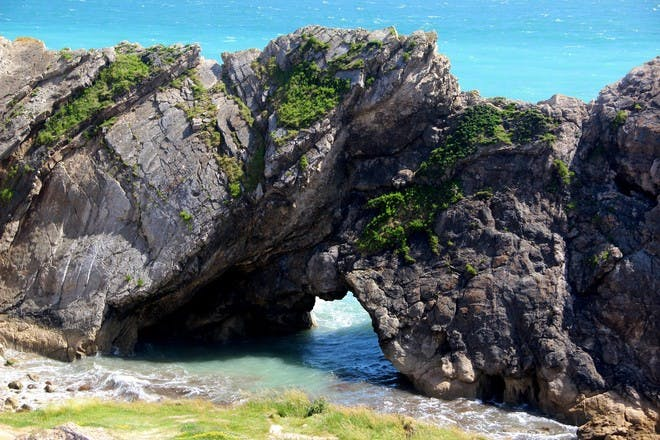Marvel at Stair Hole