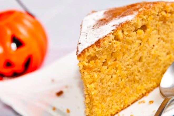 11. Pumpkin cake