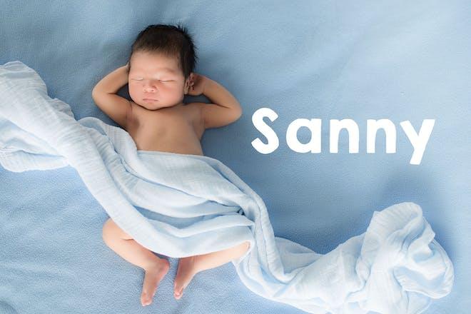 Sanny baby name
