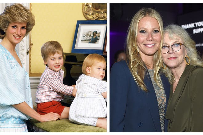 Meet the inspirational mums behind these celebs
