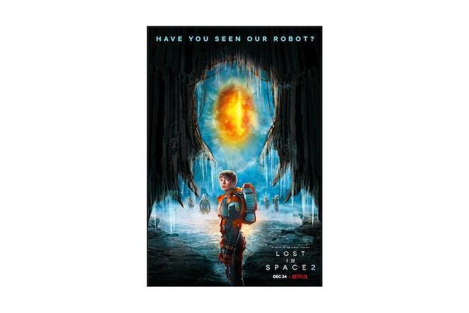 5. Lost in Space: Season 2
