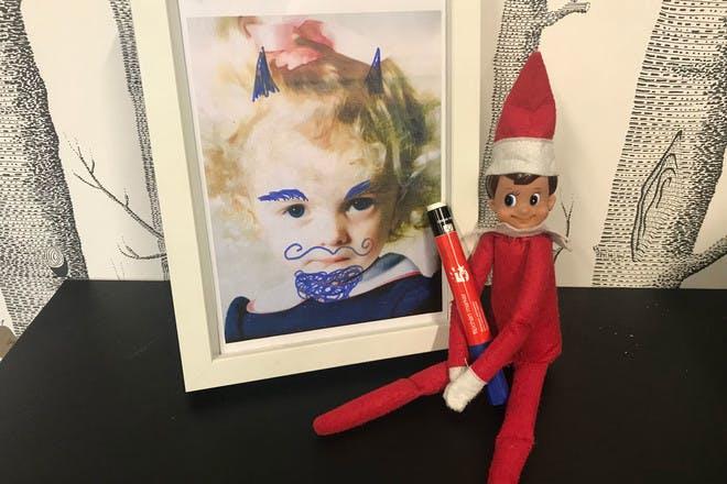 11. Arty Elf