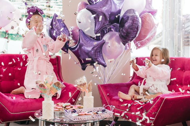 14 ideas for the best kids' pamper party at home