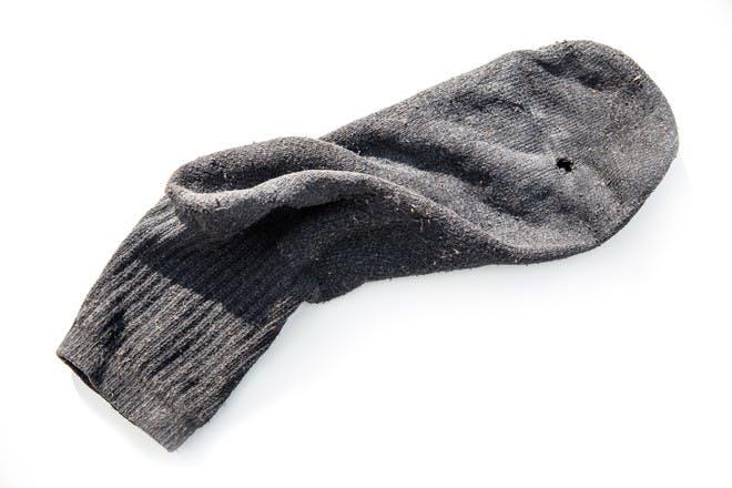 single old sock