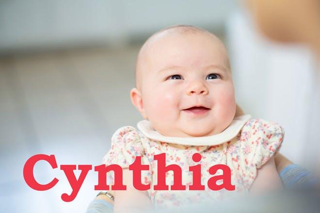 12. Cynthia