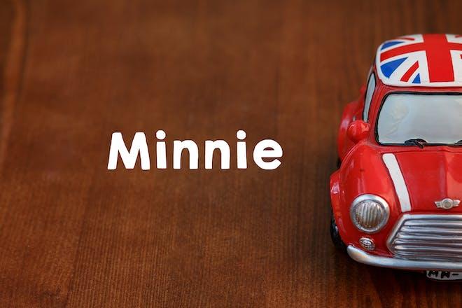 Minnie baby name