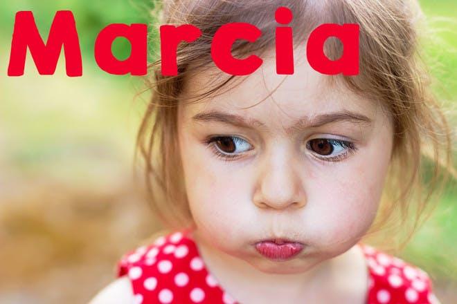 Marcia name