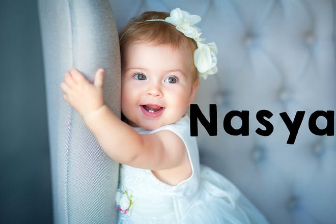 Nasya baby name