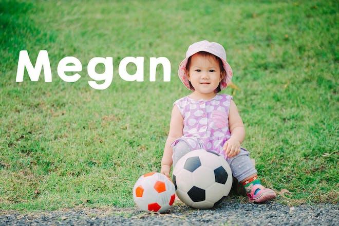 Megan baby name