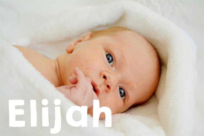 7. Elijah