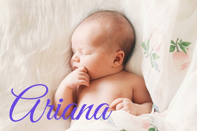 3. Ariana