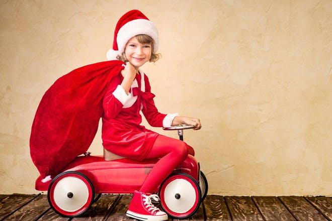 Driving Home for Christmas - Christmas songs for kids