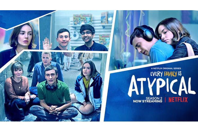2. Atypical: Season 3