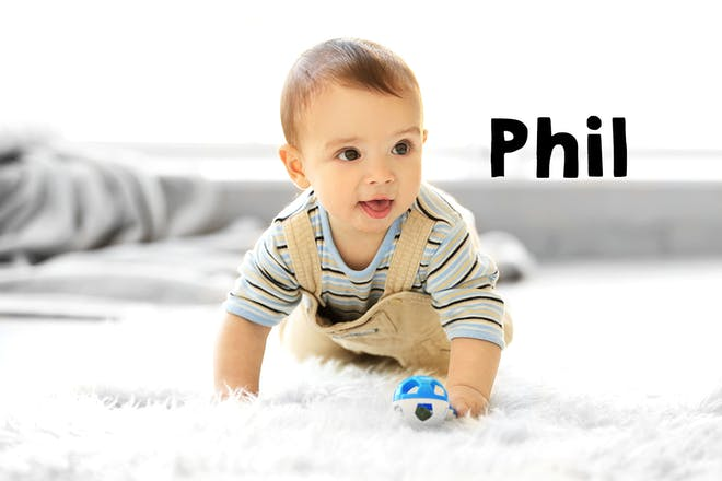 Phil baby name