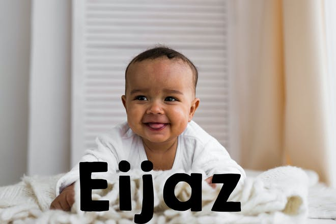 Eijaz baby name