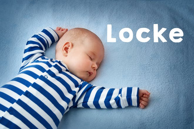 Locke baby name