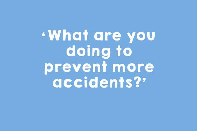 Pregnant accidents