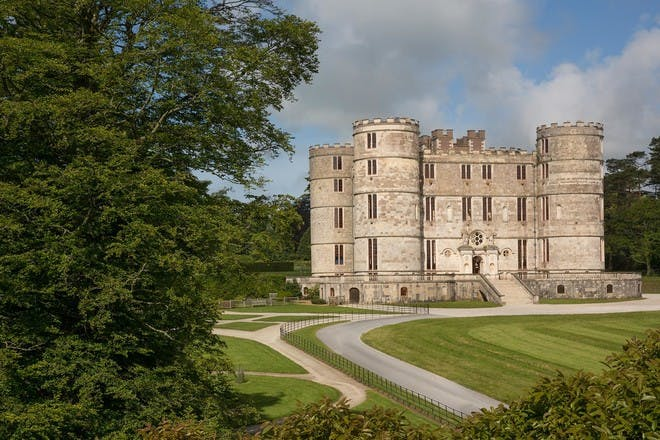 Take a trip to nearby Lulworth Castle