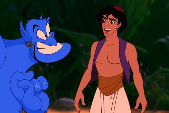 1. Aladdin (U)