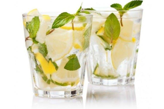 4. Homemade Lemonade