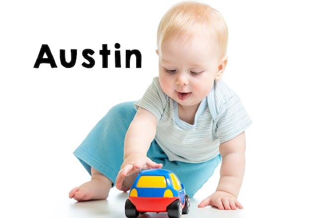 Austin baby name