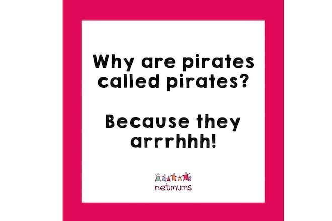 海盗:海盗是海盗的原因?因为他们说了!