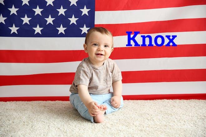 Knox baby name
