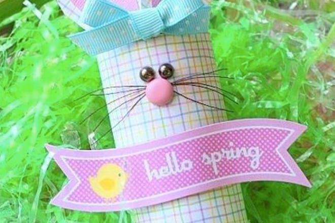 Loo roll bunnies