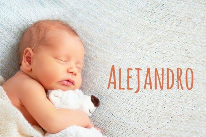 12. Alejandro