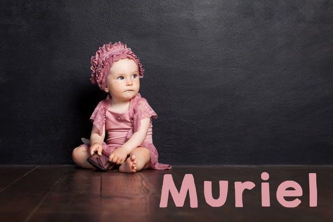 39. Muriel