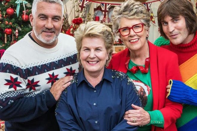 39. The Great Christmas Bake Off