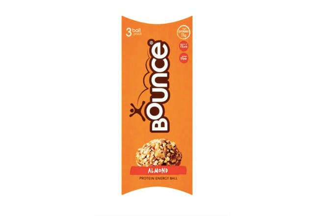 98. Bounce Energy Almond Protein Balls
