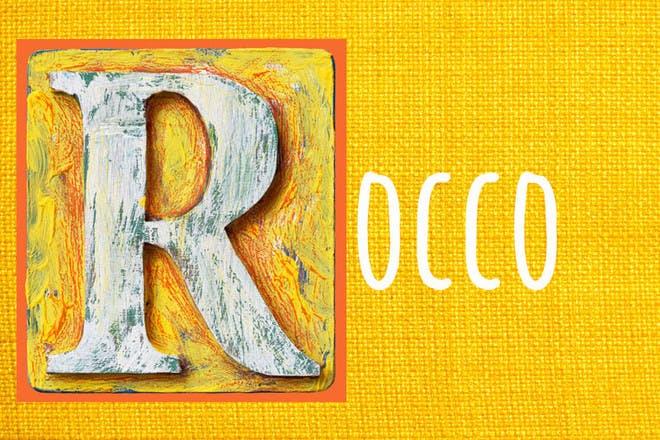 2. Rocco