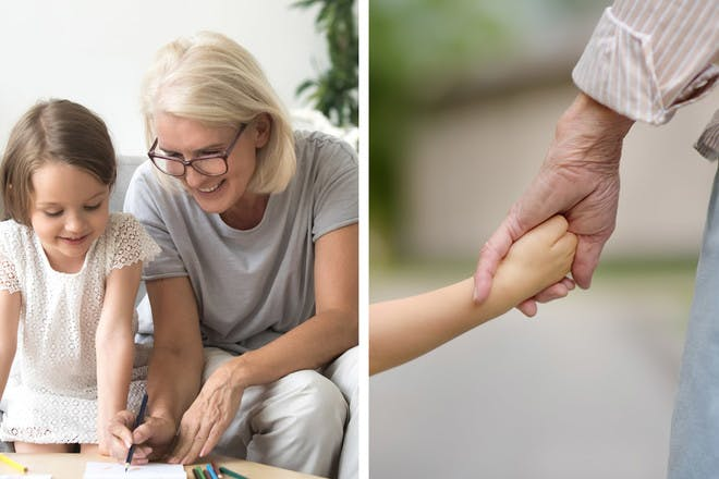 Netmums reveal the best alternative names for a grandma