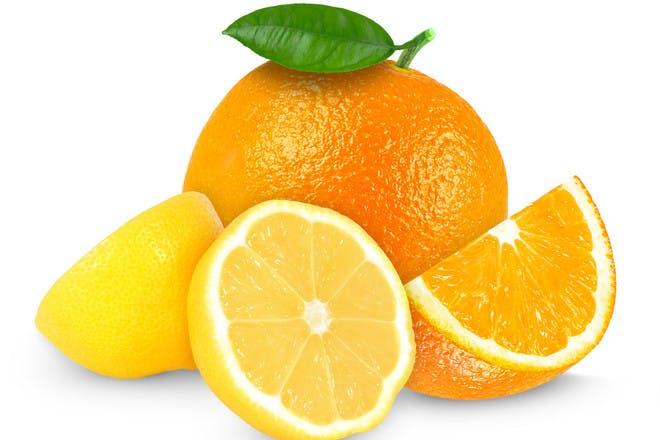 10. Oranges and Lemons