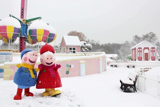 3. Christmas at Paulton's Park, Hampshire