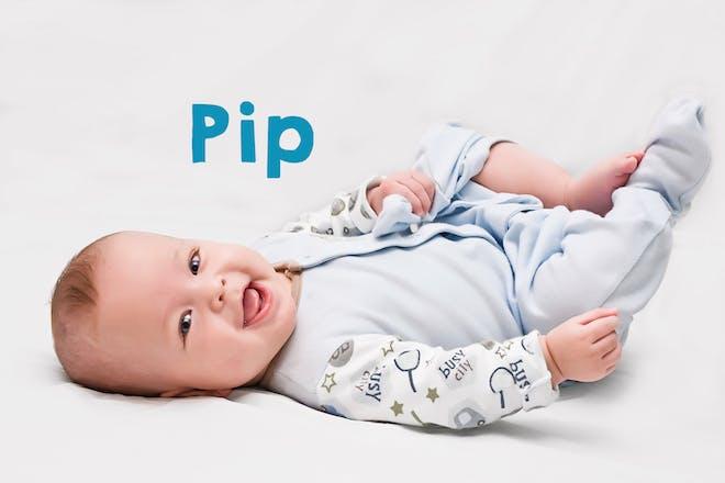 Pip baby name