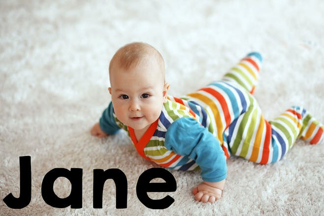 Jane baby name