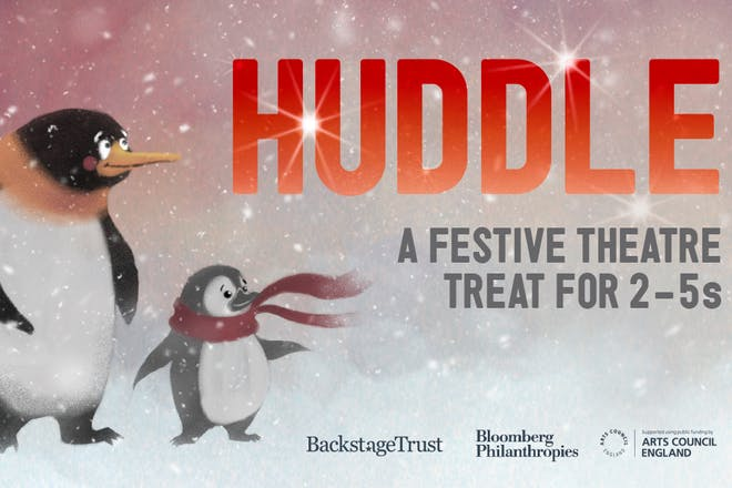 Watch Huddle from the Unicorn Theatre at home this year
