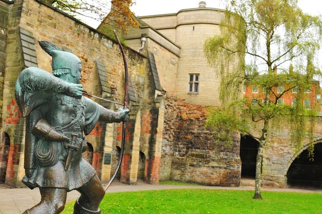 11. Explore the refurbished attractions at Nottingham Castle
