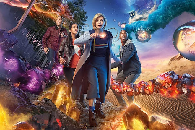 15. Dr Who