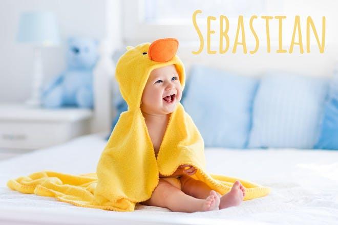 42. Sebastian