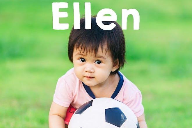 Ellen baby name