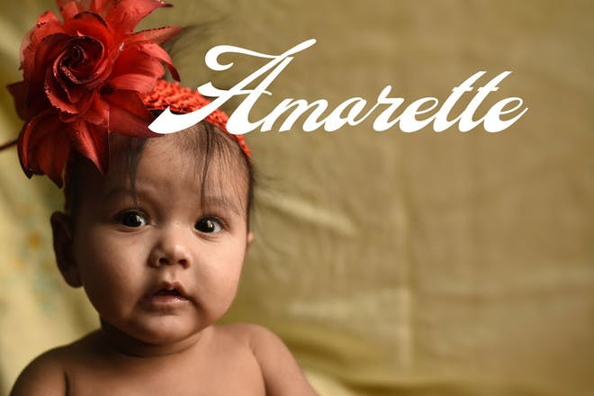 16. Amorette