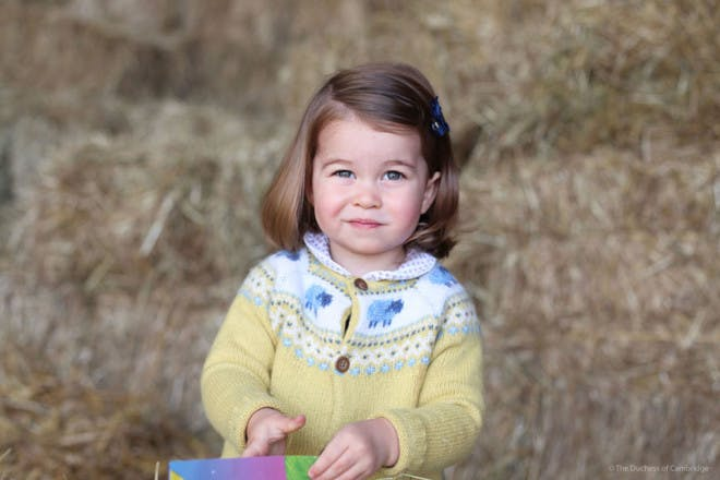 Princess Charlotte's John Lewis cardigan sells out online
