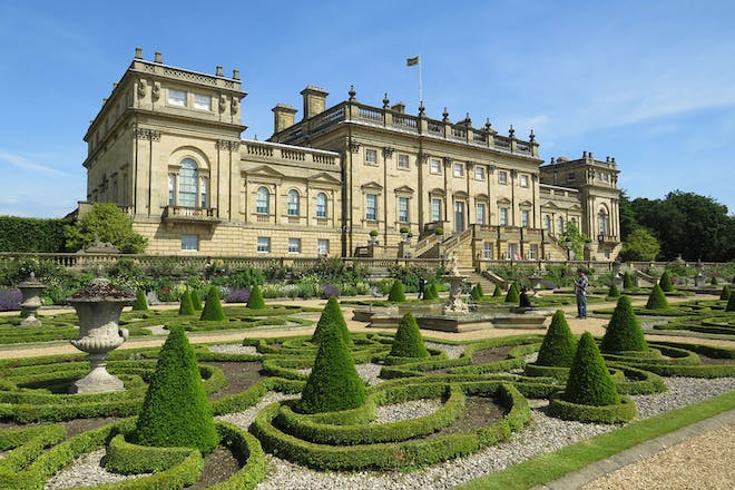 Harewood House stately home